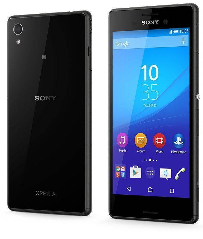 smartfon sony xperia m4 aqua czarny smartfony   opinie