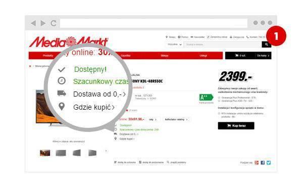 24fd66f25d3ce7 Po podaniu kodu pocztowego dla dostawy przy każdym produkcie pojawi się  link - dostawa od XXzł | więcej ›