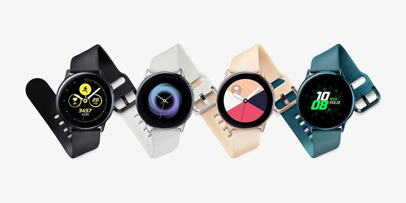 637de75cc6bdc SmartWatch SAMSUNG Galaxy Watch Active Czarny SM-R500NZKAXEO ...