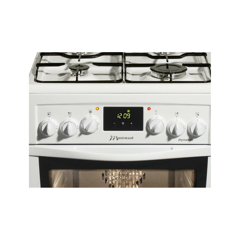 Kuchnia Mastercook Kge 3461 Zb Dyn Kuchnie Gazowo Elektryczne