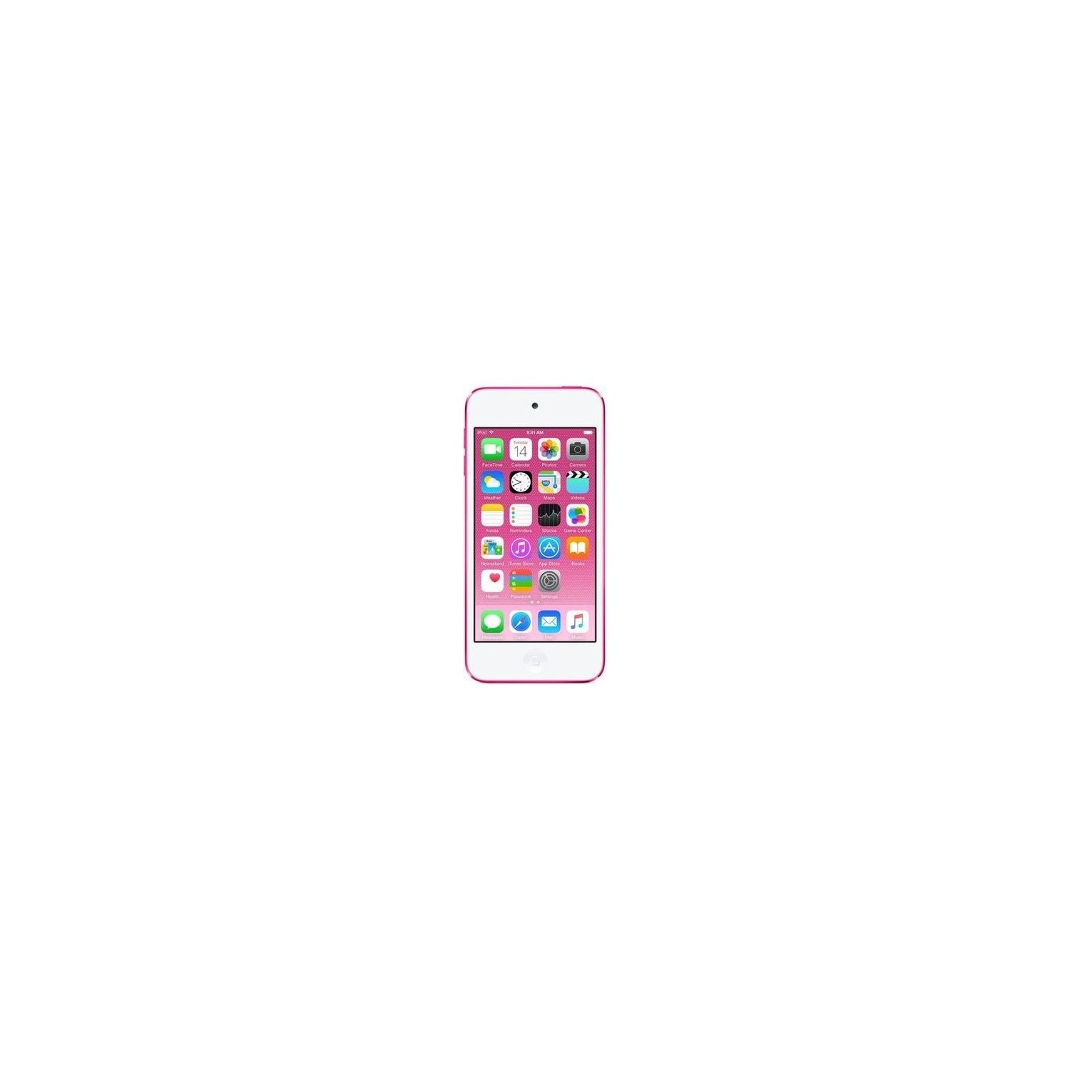 Odtwarzacz MP4 APPLE iPod touch 32GB (MKHQ2RP/A) Różowy