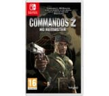 Gra Nintendo Switch Commandos 2 - HD Remaster