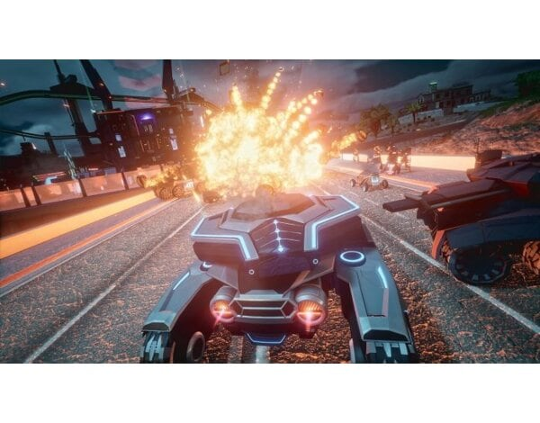Gra Xbox One Crackdown 3