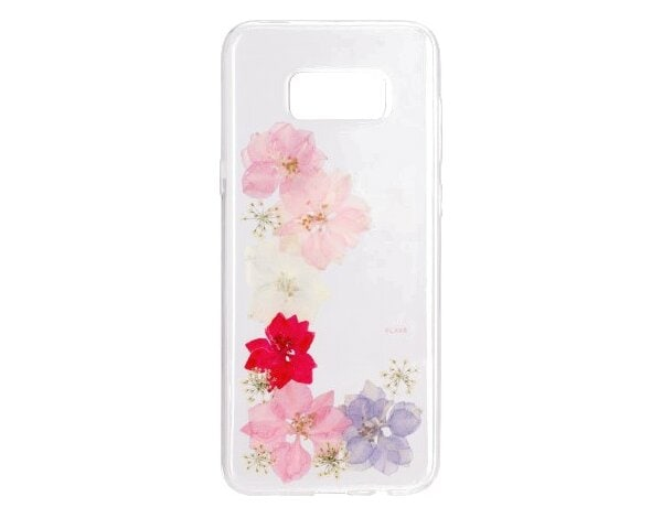 Etui FLAVR iPlate Real Flower Grace do Samsung Galaxy S8 Wielokolorowy (28688)