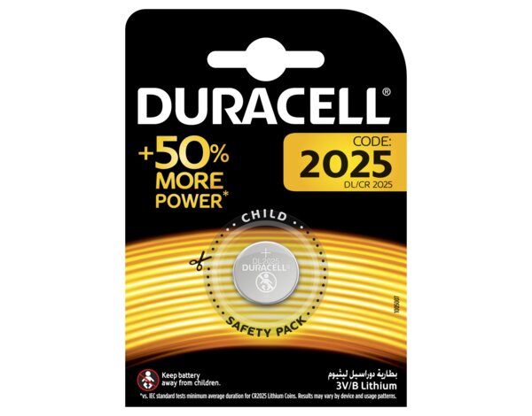 Bateria DURACELL Medical Battery DL2025