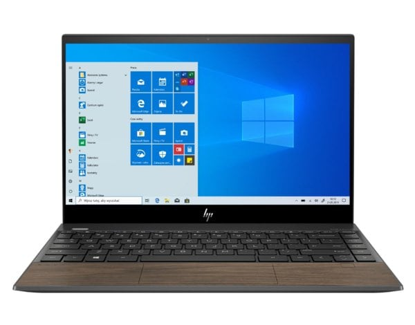 Laptop HP Envy 13-aq1002nw FHD i7-1065G7/8GB/512GB SSD/INT/Win10H Czarny