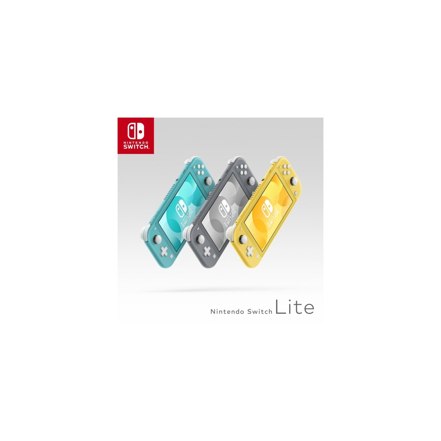 Konsola NINTENDO Switch Lite Turkusowa
