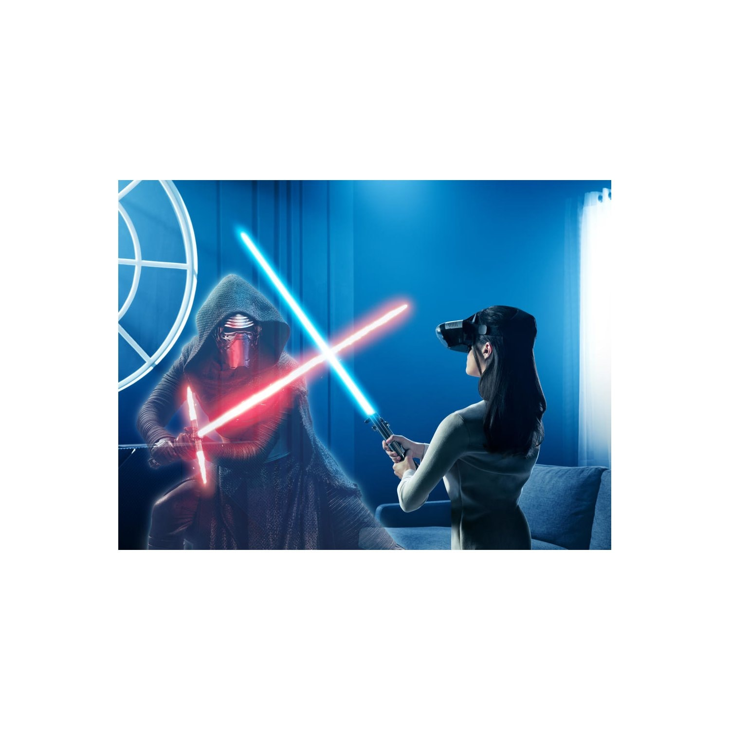 Okulary VR LENOVO Star Wars: Jedi Challenges
