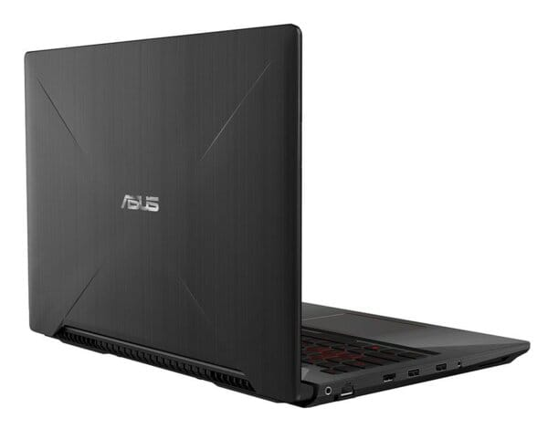 Laptop ASUS FX503VD-E4261T i5-7300HQ/8GB/1TB/GTX1050/Win10H