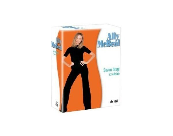 Film IMPERIAL CINEPIX Ally McBeal Sezon 2 (6 DVD) Ally McBeal