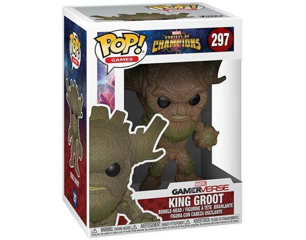 Figurka FUNKO POP! Marvel - Contest Of Champions King Groot
