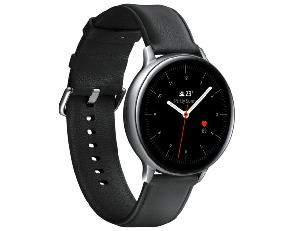 SmartWatch SAMSUNG Galaxy Watch Active2 LTE Stal Nierdzewna 44mm Srebrny SM-R825FSSAXEO