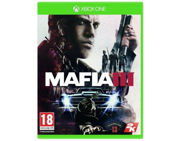 Gra Xbox One Mafia Iii Xbox One Opinie Cena Sklep Mediamarkt Pl