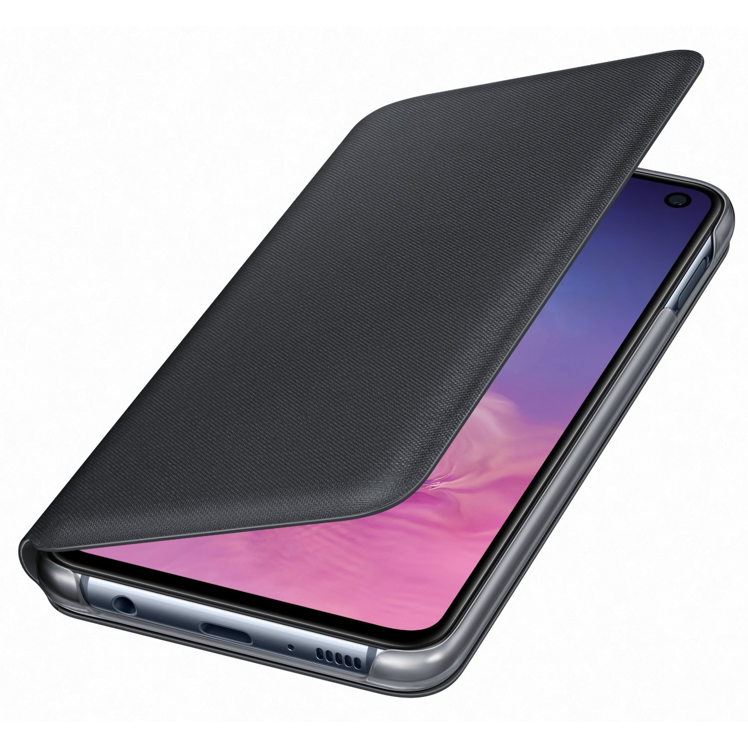 Etui SAMSUNG LED View Cover do Samsung Galaxy S10e Czarny EF-NG970PBEGWW