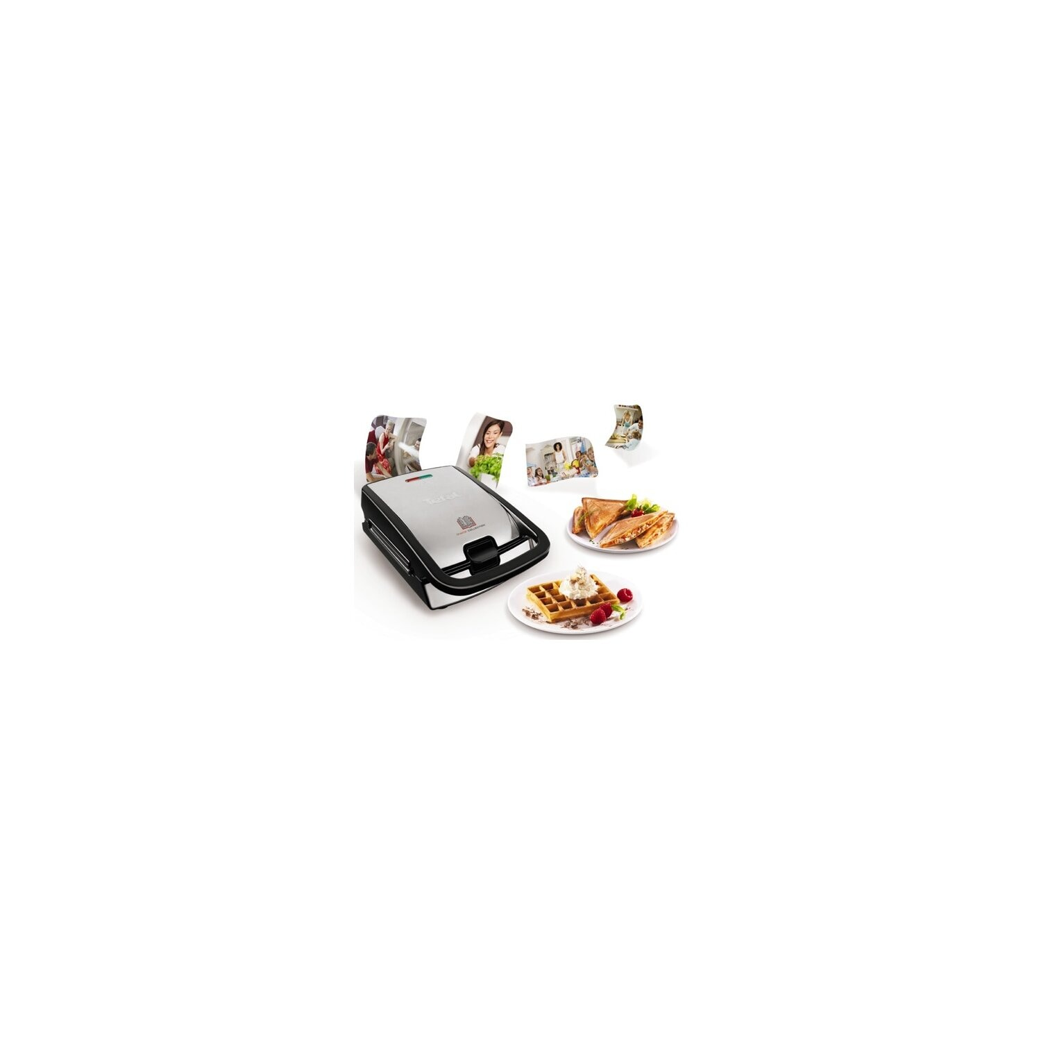 Opiekacz TEFAL Snack Collection SW852D12