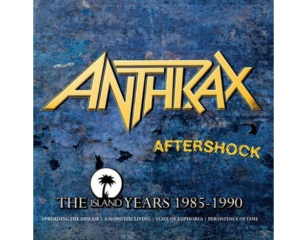Aftershock-The Island Years