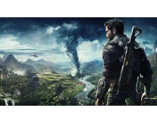 Gra Xbox One Just Cause 4 Steelbook Edition