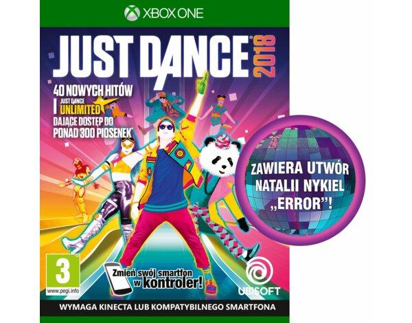 Gra Xbox One Just Dance 2018 Gry Xbox One Opinie Cena Sklep