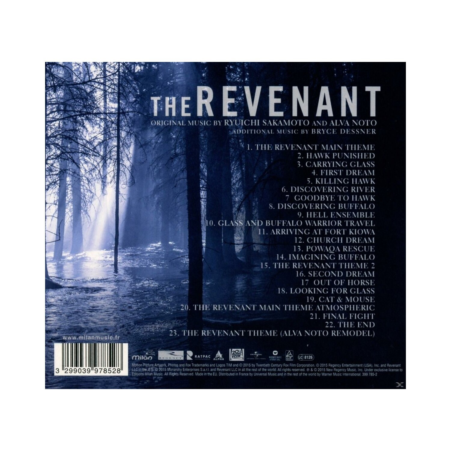 THE REVENANT (OST)
