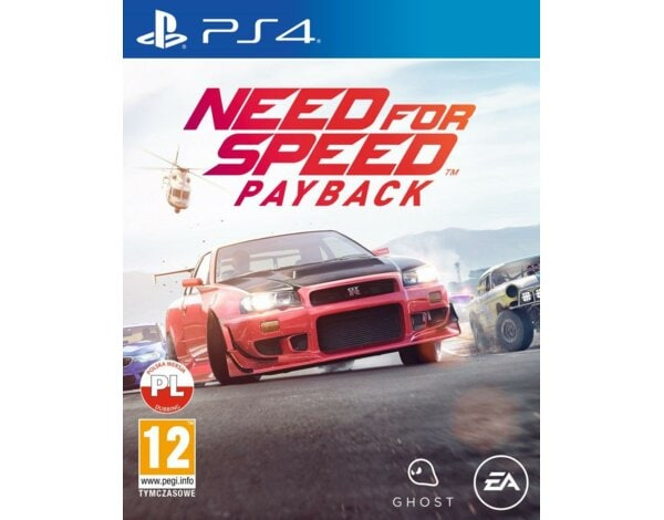 Gra PS4 Need for Speed: Payback