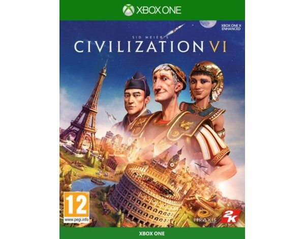 Gra Xbox One Sid Meier's Civilization VI