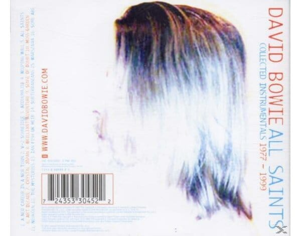 All Saints-Collected Instrumentals 1997-1999
