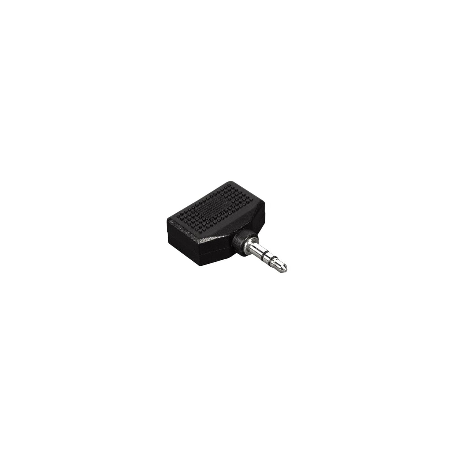Adapter HAMA 2xJack 3.5 mm - Jack 3.5 mm