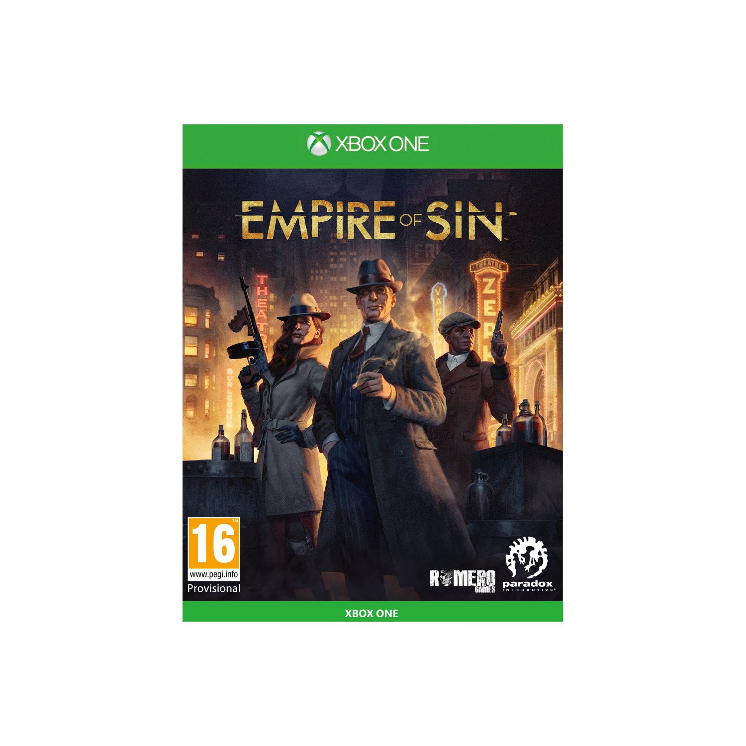 Gra Xbox One Empire of Sin Day One Edition