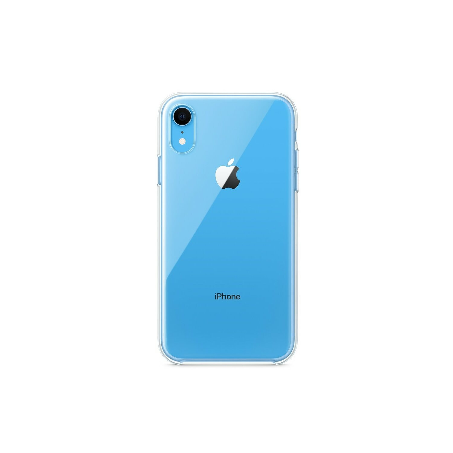Przezroczyste etui APPLE do iPhone XR MRW62ZM/A