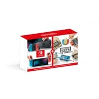 Konsola NINTENDO Switch + Joy-Con Niebiesko-czerwony + Nintendo Labo Vehicle Kit v2
