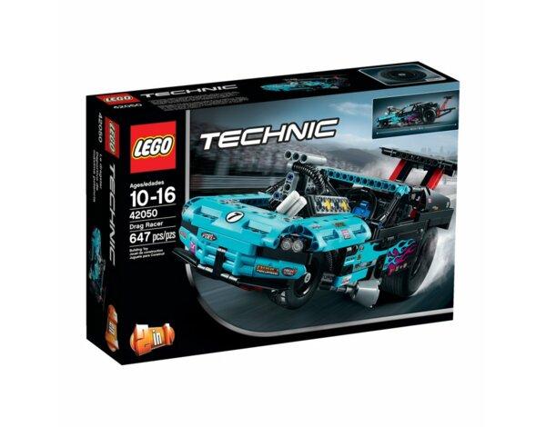 Klocki Lego Technic 42050 Technic Dragster Klocki Opinie Cena