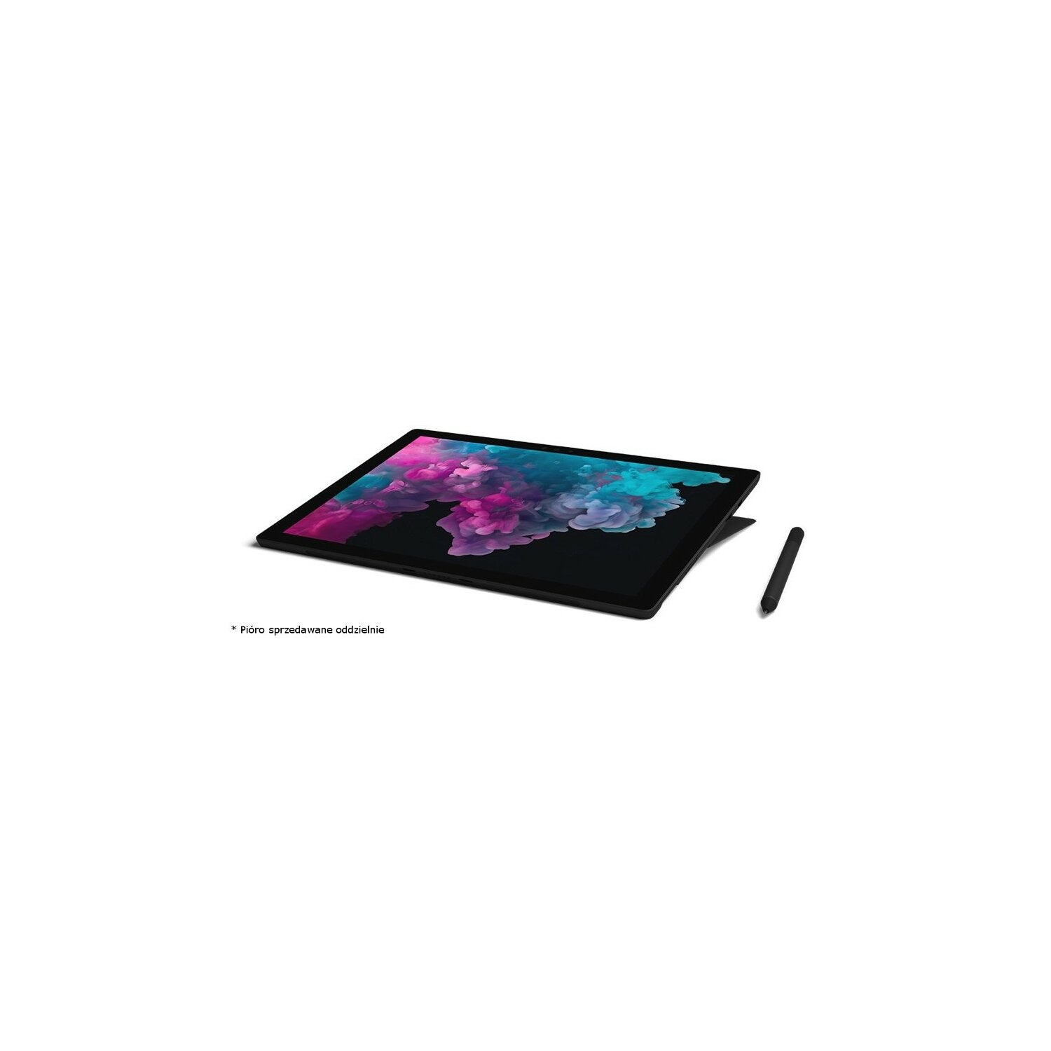 Laptop/Tablet 2w1 MICROSOFT Surface Pro 6 i7-8650U/16GB/512GB SSD/Win10H Czarny