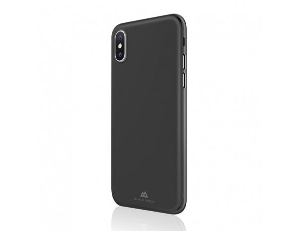 Etui HAMA Black Rock Ultra Thin Iced do Apple iPhone Xs Max Czarny
