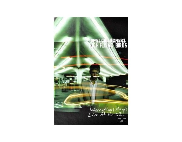 Noel Gallagher's High Flying Birds - International Magic Live At The O2 (Deluxe Edition)