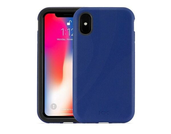 Etui OWC NewerTech NuGuard KX do Apple iPhone X Granatowy