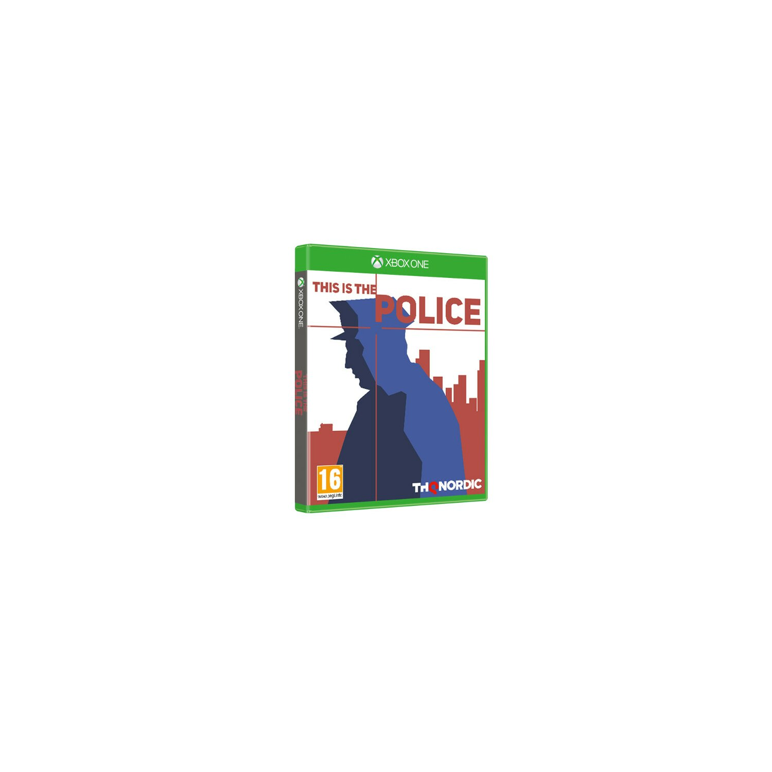Gra Xbox One This is the Police