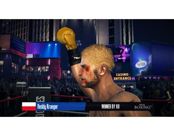 Gra PC Real Boxing (Gamebook)