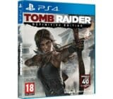 Gra PS4 CENEGA Tomb Raider Definitive Edition