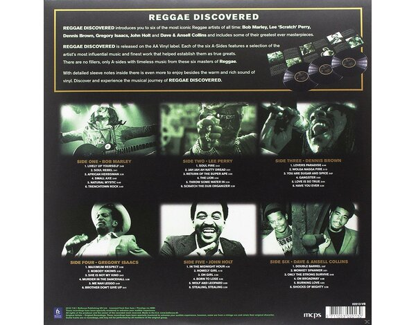 Discovered Reggae
