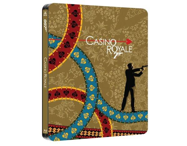 Casino royale libro recensione