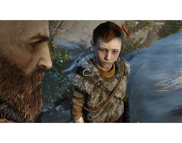 Gra PS4 HITS God of War
