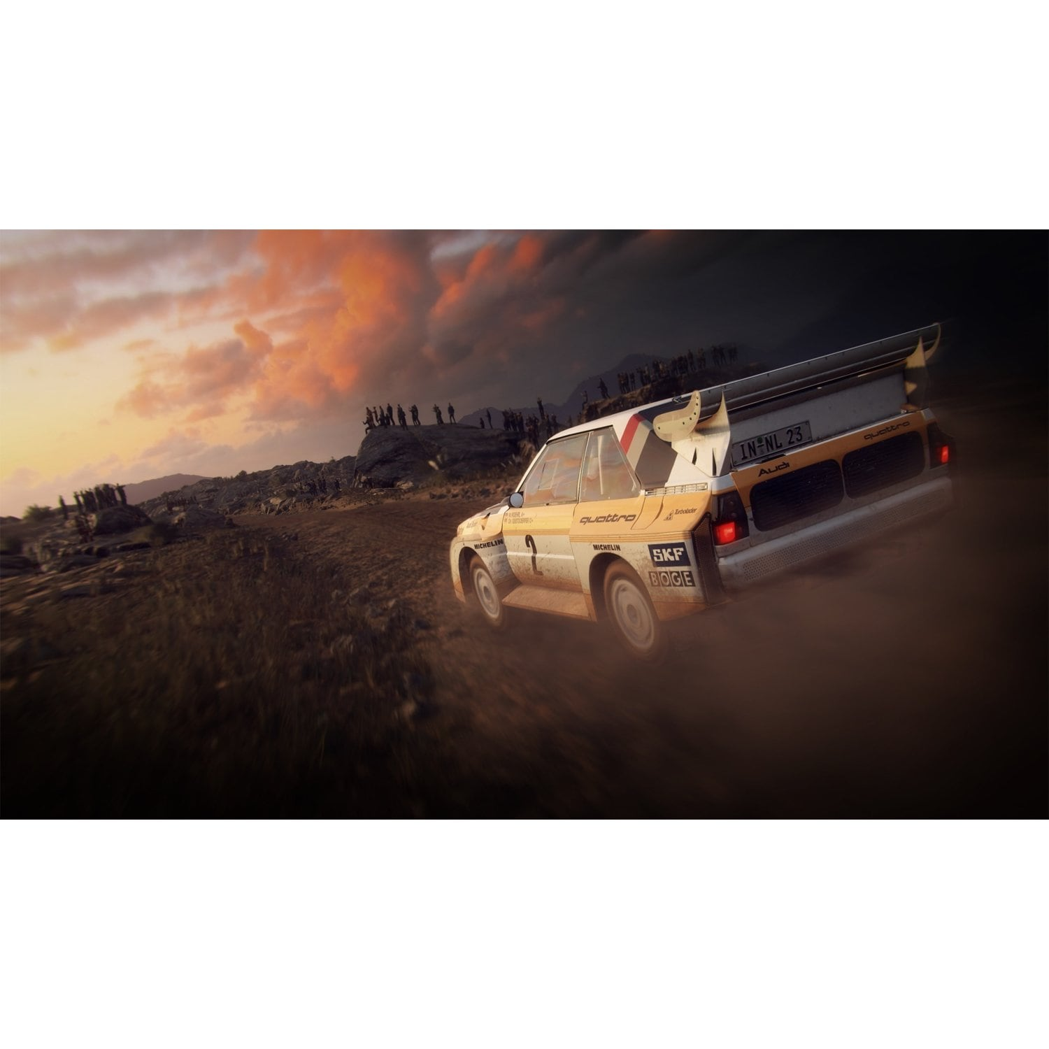 Gra PS4 Racing Pack GRID & DiRT Rally 2.0