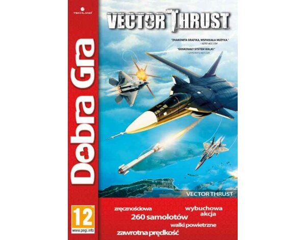 Gra PC Dobra Gra Vector Thrust