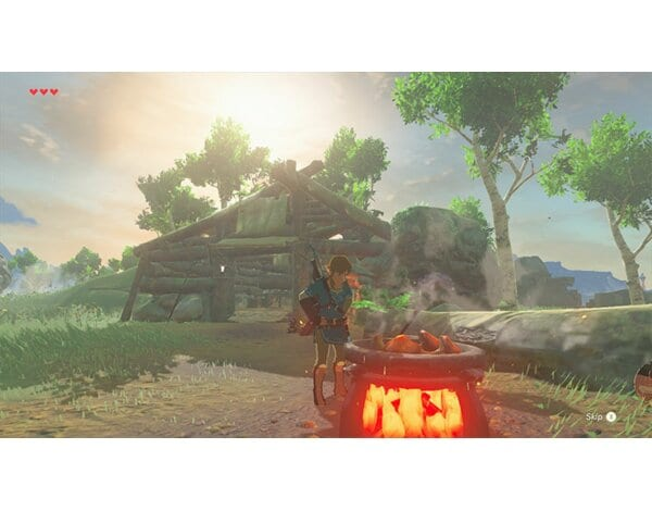 Gra Nintendo Switch The Legend of Zelda: Breath of the Wild