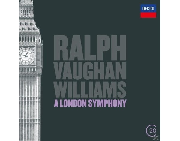 A London Symphony/Tallis Fantasia