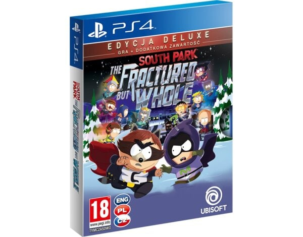 Gra PS4 South Park: The Fractured But Whole Deluxe Edition