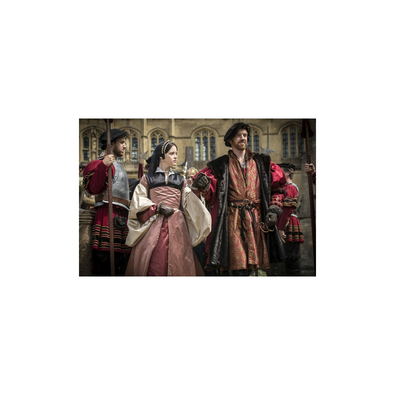 Wolf Hall. Sezon 1 (2DVD)