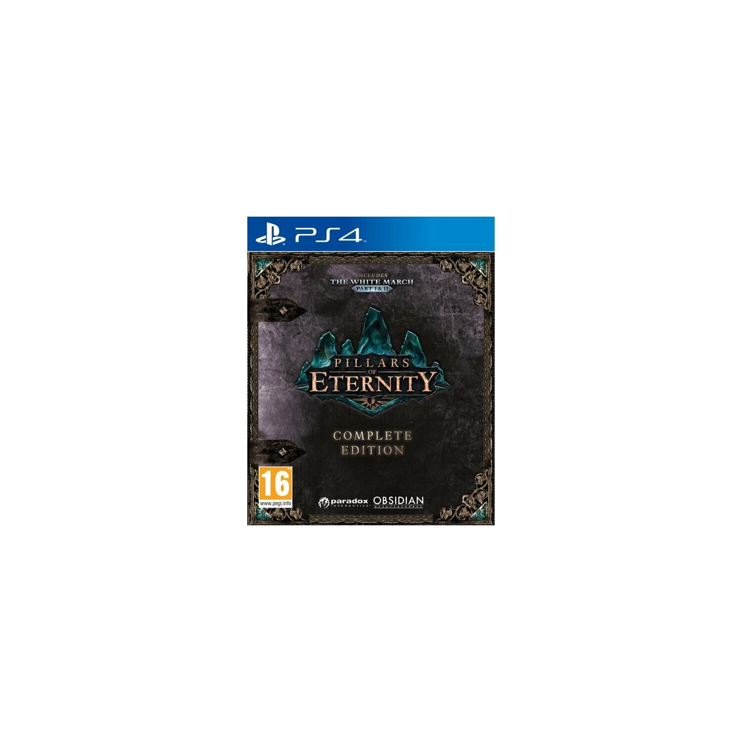 Gra PS4 Pillars of Eternity Complete Edition