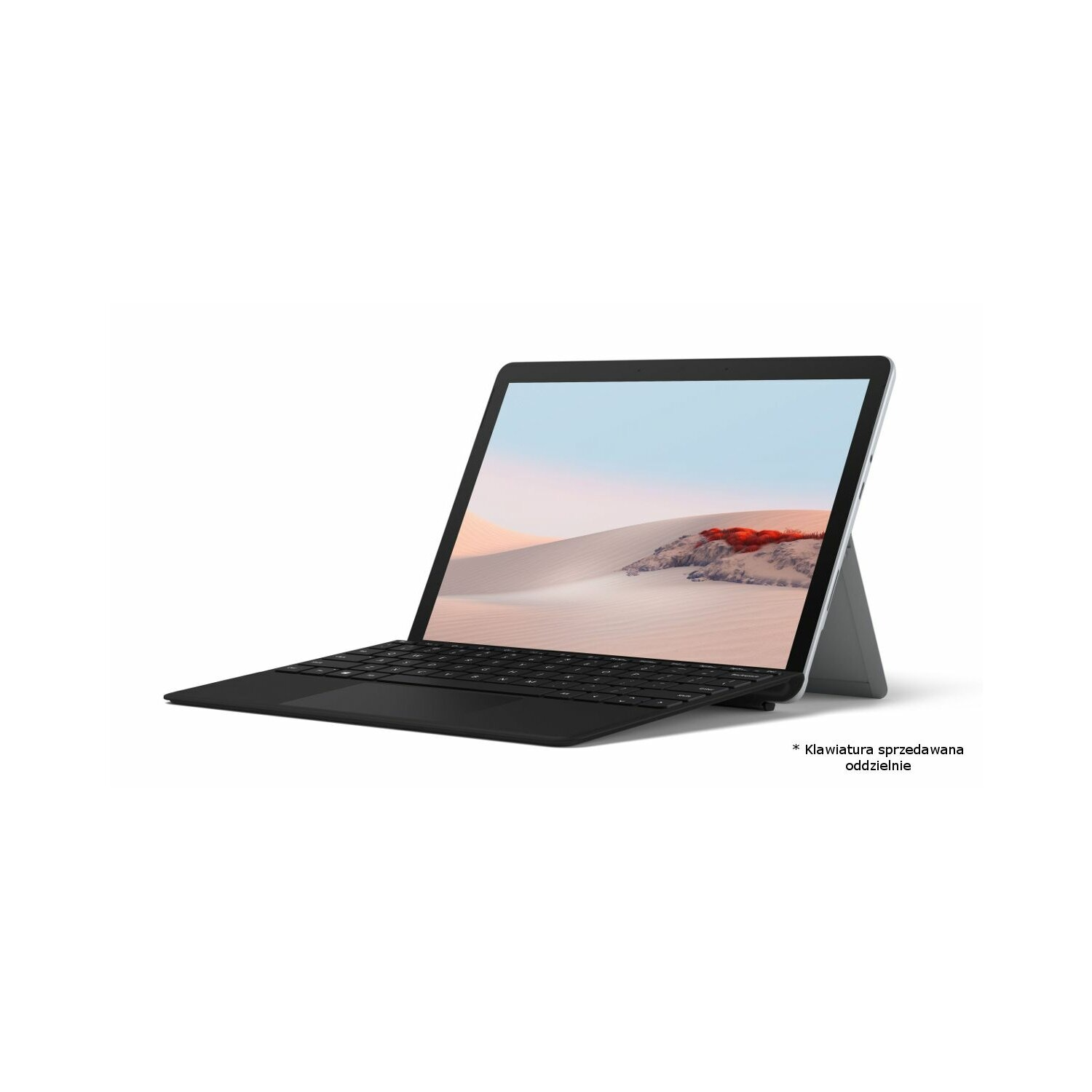 Laptop/Tablet 2w1 MICROSOFT Surface Go 2 Wi-Fi Dotykowy Pentium 4425Y/8GB/128GB SSD/INT/Win10H