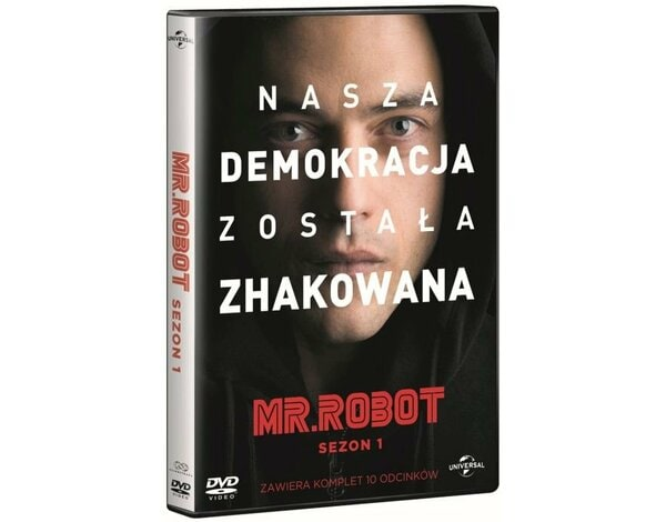 Mr Robot. Sezon 1 (4DVD)